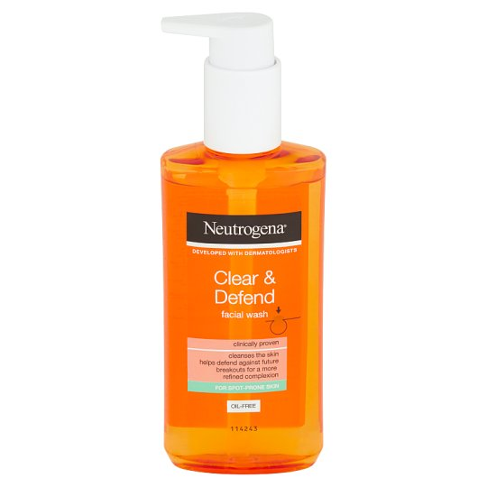 Neutrogena Visibly Clear Spot Proofing čistící gel 200ml