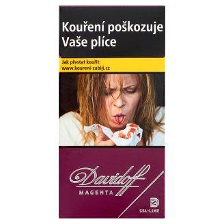 Davidoff Magenta SSL-Line cigarety s filtrem 20 ks