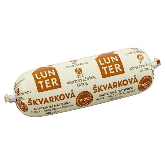 Lunter Škvarková rostlinná pomazánka 100g