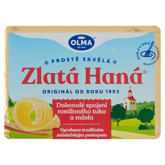 Olma Zlatá Haná Spreadable Fat 250g