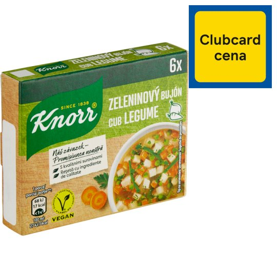 Knorr Bujón Zeleninový 3l