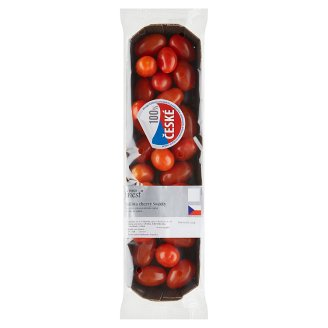 Tesco Finest Tomato Cherry Tomatoes 250g