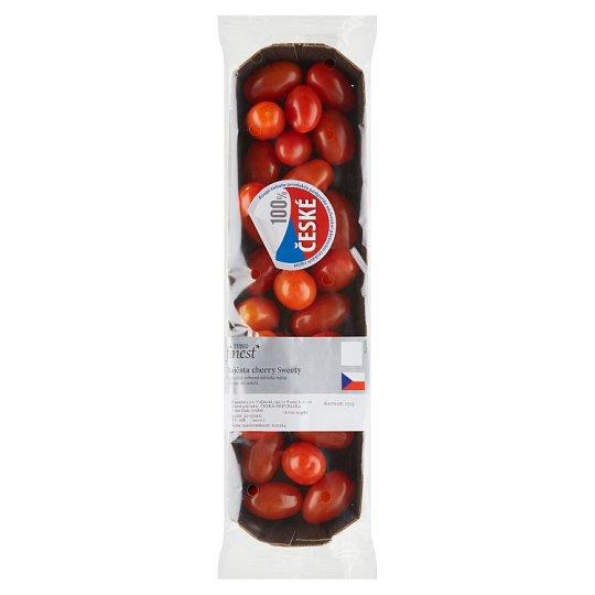 Tesco Finest Rajčata cherry datlová 250g
