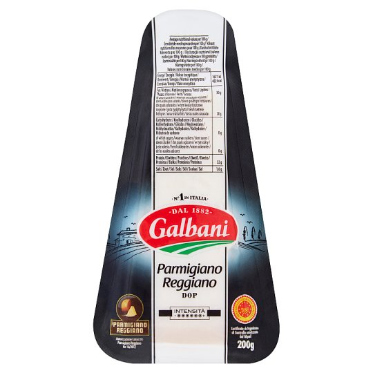 Galbani Parmigiano Reggiano DOP Cheese 200g