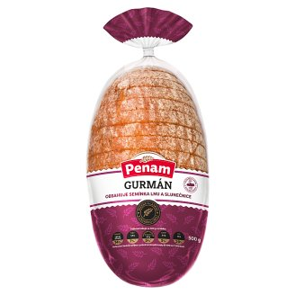 Penam Gurmán Multigrain Sliced ​​Bread 500g