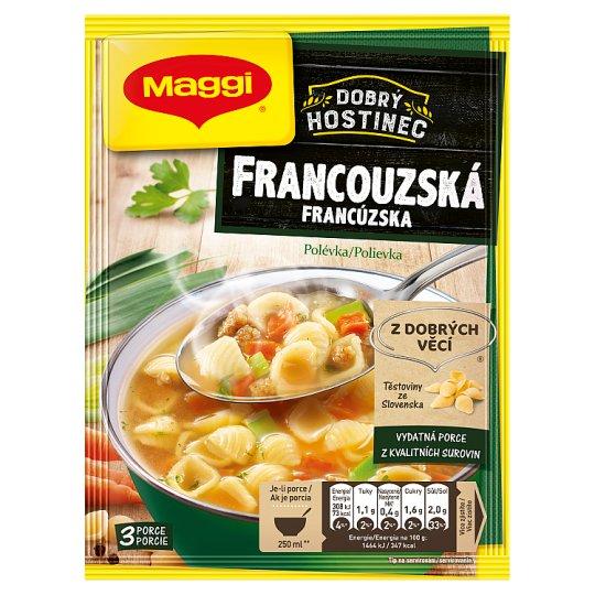 MAGGI Dobrý hostinec Francouzská polévka sáček 63g