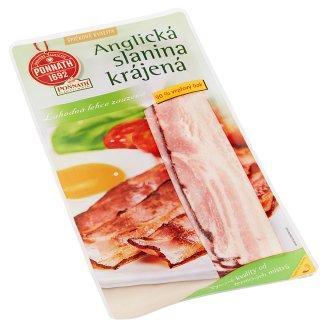 Ponnath ŘEZNIČTÍ MISTŘI Sliced English Bacon e 100g