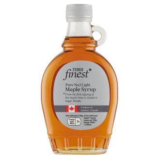 Tesco Finest Maple Pure No 1 Light Syrup 330g