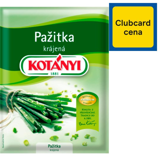 Kotányi Chopped Chives 5g