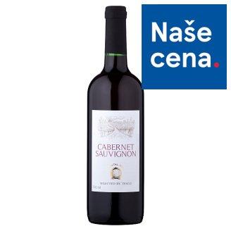 Cabernet Sauvignon víno červené suché 750ml