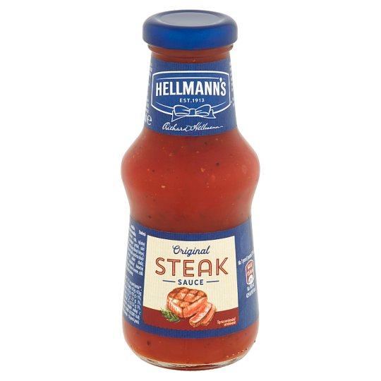 Hellmann's Steak Sauce for Meat 250ml