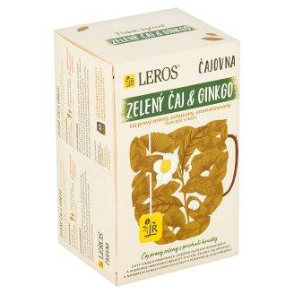 Leros Vital Ginko a zelený čaj 20 sáčků po 2g