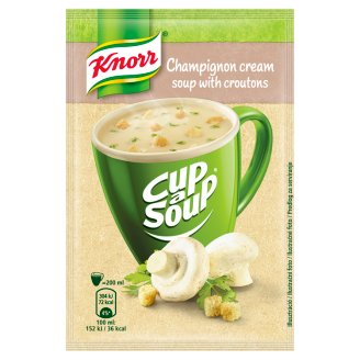 Knorr Cup a Soup Champignon Soup with Croutons 15g