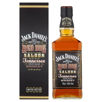 Jack Daniel's Tennessee Whiskey Red Dog Saloon 0,7l