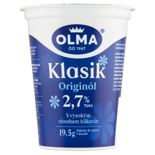 Olma Classic White Yoghurt 400g