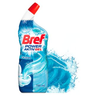 Bref Hygienically Clean & Shine Gel Fresh Mist 700ml