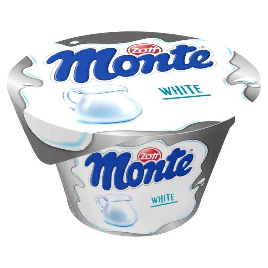 Zott Monte White Fan Edition 150g