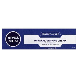 image 1 of Nivea Men Protect & Care Shaving Cream 100ml