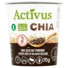 Activus Chia Seed Instant Oat Porridge 70g