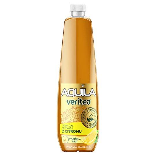 Aquila Veritea Černý čaj se šťávou z citronu 1,25l