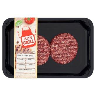 Tesco Grill Hovězí burger extra 0,440kg