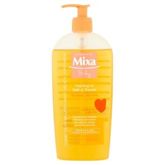 Mixa Baby Pěnivý olej do sprchy i do koupele 400ml