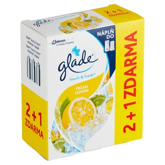Glade by Brise One Touch Citrus náplň 3 x 10ml