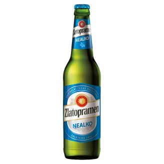 Zlatopramen Non-Alcoholic Light Beer 0.5L