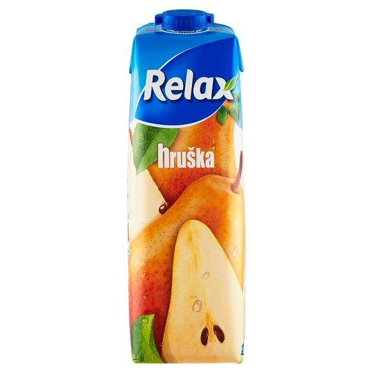 Relax Hruška 1l