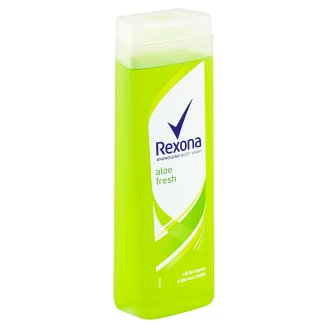 Rexona Osvěžující dámský sprchový gel Aloe Fresh 400ml