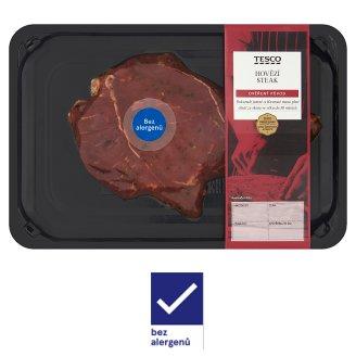Tesco Grill Beef Steak from Legs in Garlic Marinade 0.220kg