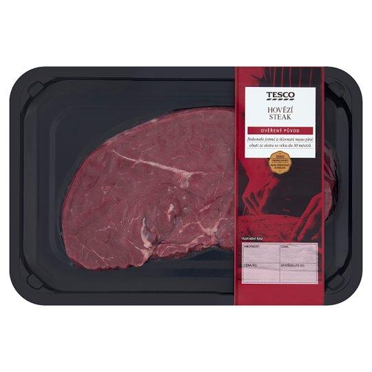 Tesco Hovězí steak z květové špičky 0,200kg