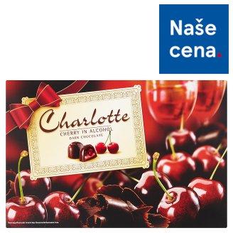 Charlotte Dark Chocolate Cherry in Alcohol 232g