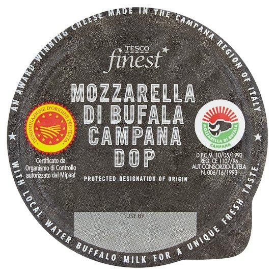 Tesco Finest Mozzarella di Bufala Campana D.O.P. 125g