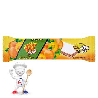 Fit Fruit Muesli Bar Apricot 23g