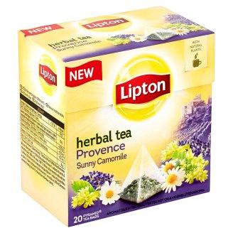 Lipton Provance Sunny Camomile bylinný aromatizovaný čaj 20 sáčků 30g