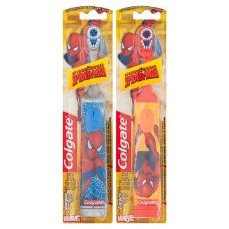 Colgate Spiderman bateriový zubní kartáček