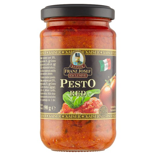 Kaiser Franz Josef Exclusive Pesto with Dried Tomatoes 190g