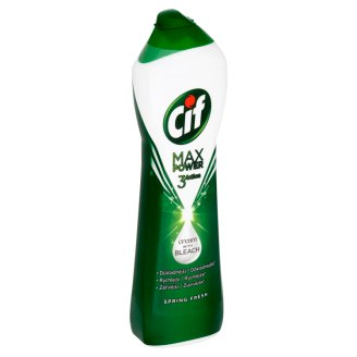 Cif Max PowerSpring Fresh Cleaning Cream 450ml