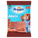 Opavia Brumík ÁBéCé Mini Chocolate Cookies with Milk Chocolate Chunks 25g