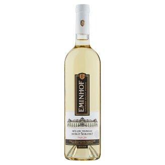 Eminhof Müller Thurgau & Muškát moravský pozdní sběr polosuché víno s přívlastkem bílé 0,75l