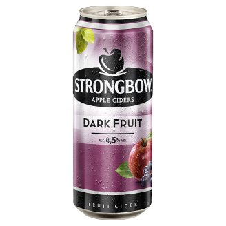 Strongbow cider Dark Fruit 440ml
