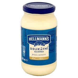 Hellmann's Mayonnaise Delicate 420ml