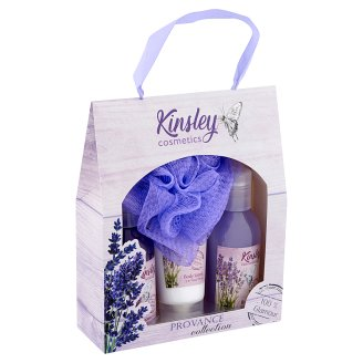 Kinsley Cosmetics Provance Bath Set