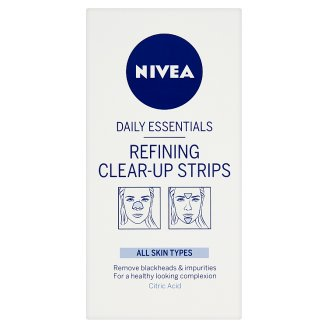 Nivea Refining Clear-Up Strips 6 pcs
