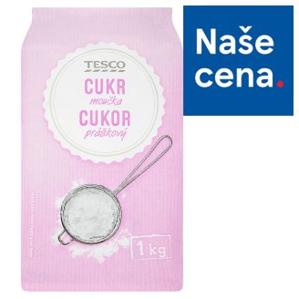 Tesco Cukr moučka 1kg