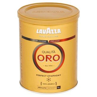 Lavazza Qualità Oro pražená mletá káva 250g