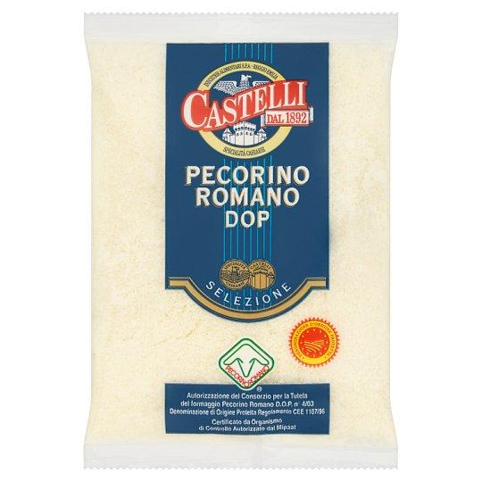 castelli pecorino romano chop 50g tesco potraviny