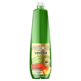 Aquila Veritea Green Tea with Peach Juice 1.25L