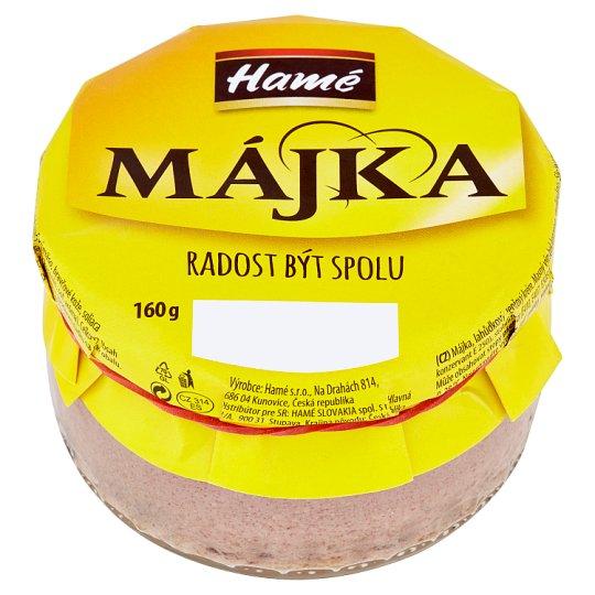 Hamé Májka Lahůdkový vepřový krém 160g